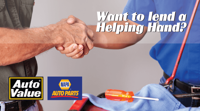 "Rum River Automotive: ""Helping Hands"" for Car"