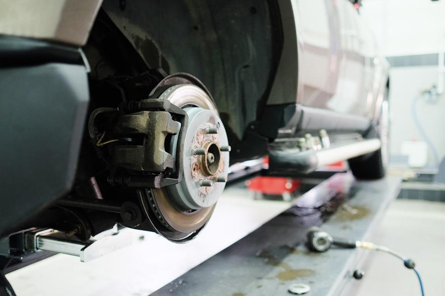 Change Your Car Brakes